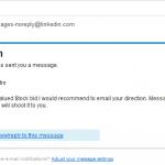 Beware Of Linkedin Scams